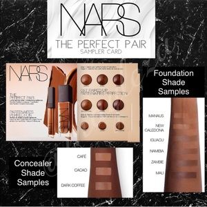 NEW Nars Radiant Foundation & Creamy Concealer